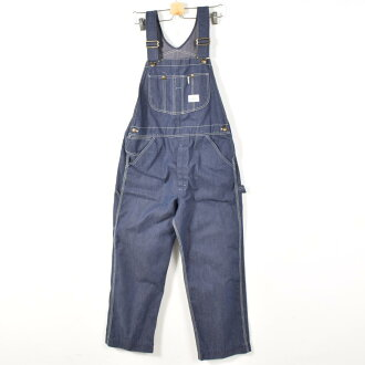 70年代Sears Tradewear粗斜纹布连裤工作服人w34复古Sears/wad8618