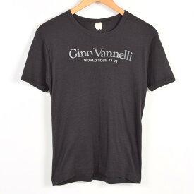 Gino Vannelli バンドTシャツ レディースM /wae9043 【中古】 【180715】【SS1909】【PD191018】