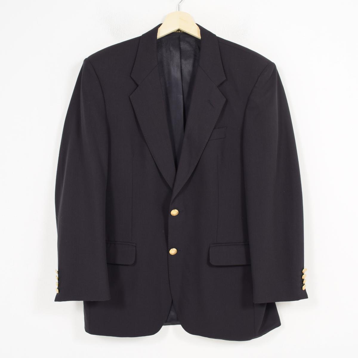 MARKS&SPENCER テーラードジャケット 英国製 メンズS /wan2462 【中古】 【171224】【SS1901】