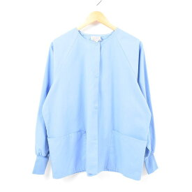 Lydia's Pro-Series Collection 長袖 スクラブシャツ ホスピタルシャツ メディカルシャツ レディースXL /wam4216 【中古】【古着屋JAM】【古着屋JAM】 【180210】【PD191018】【CS2003】【PD1200】