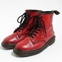 ドクターマーチン Dr.Martens 8ホールブーツ 英国製 UK7 メンズ25.5cm /bom2718 【中古】【古着屋JAM】【古着屋JAM】 【180209】