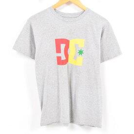 DC SHOES サーフ スケートTシャツ メンズS /wap1135 【中古】【古着屋JAM】 【180312】【SS1909】【PD191018】