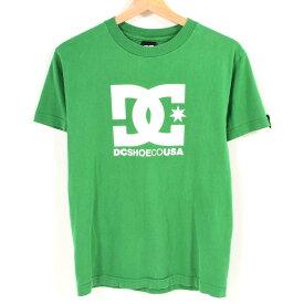 DC SHOES サーフ スケートTシャツ メンズS /wap0842 【中古】【古着屋JAM】 【180320】【PD191018】【GS1911】