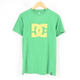 DC SHOES サーフ スケートTシャツ メンズS /wap0188 【中古】【古着屋JAM】 【180325】【PD191018】【GS1911】
