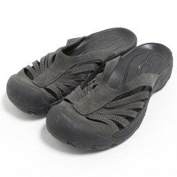 基恩KEEN戶外涼鞋US6.5女子的23.5cm/bom4591[中古][舊衣店JAM][180409][SS1807]