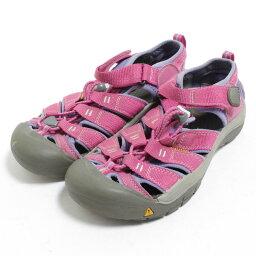 基恩KEEN運動戶外涼鞋US4.5女子的22.5cm/bom4448[中古][舊衣店JAM][180415][SS1807]