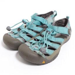 基恩KEEN戶外涼鞋US5女士23.5cm/bom3859[中古][舊衣店JAM][180415][SS1807]