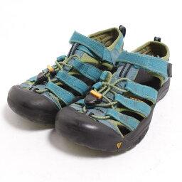 基恩KEEN戶外涼鞋US5女士23.5cm/bom3875[中古][舊衣店JAM][180415][SS1807]