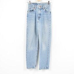 李維斯Levis 560 LOOSE FIT STRAIGHT LEG牛仔褲牛仔褲女士M(w26)/war8825