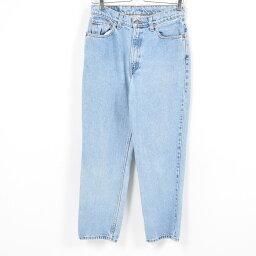 90年代李維斯Levis 512 SLIM FIT STRAIGHT LEG牛仔褲牛仔褲人w30/war8864[中古][180504]