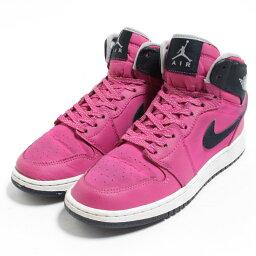 耐吉NIKE AIR JORDAN 1 RETRO HIGH運動鞋US4.5Y女士23.5cm/bom7059