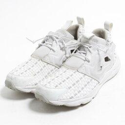 鋭步Reebok FURYLITE運動鞋US7女士24.0cm/boo1981[中古][180614]
