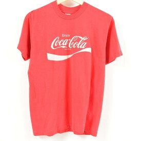 コカコーラ COCA-COLA アドバタイジングTシャツ メンズS /was7098 【中古】【古着屋JAM】 【180612】【SS1906】【SS1907】
