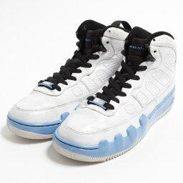 耐吉NIKE AIR JORDAN FUSION 9運動鞋US7.5男子的25.5cm/boo1953[中古][180614]