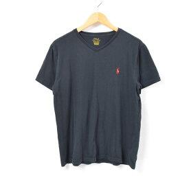 ラルフローレン Ralph Lauren POLO RALPH LAUREN ワンポイントロゴTシャツ メンズM /waq6098 【中古】【古着屋JAM】 【180625】【PD191018】【GS1911】【【PD1911】】