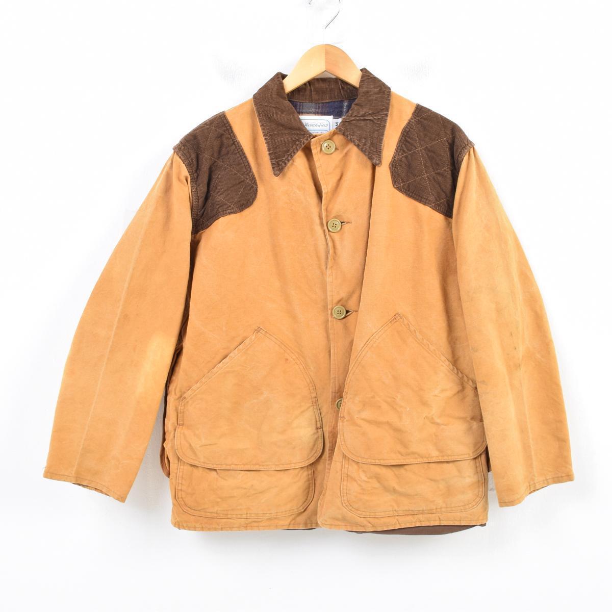 〜70年代 モンゴメリーワード Montgomery Ward WESTERN FIELD ハンティングジャケット メンズM ヴィンテージ /wau0959 【中古】 【180724】