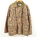 059ebd571886f Men XL vintage /wal1438 in the 80s made in SAFTBAK duck hunter duck camouflage  hunting jacket USA