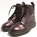 ドクターマーチン Dr.Martens 8ホールブーツ 英国製 UK8 メンズ26.5cm /bon7784 【中古】 【180818】【SS1912】【SS2006】【2b10f】