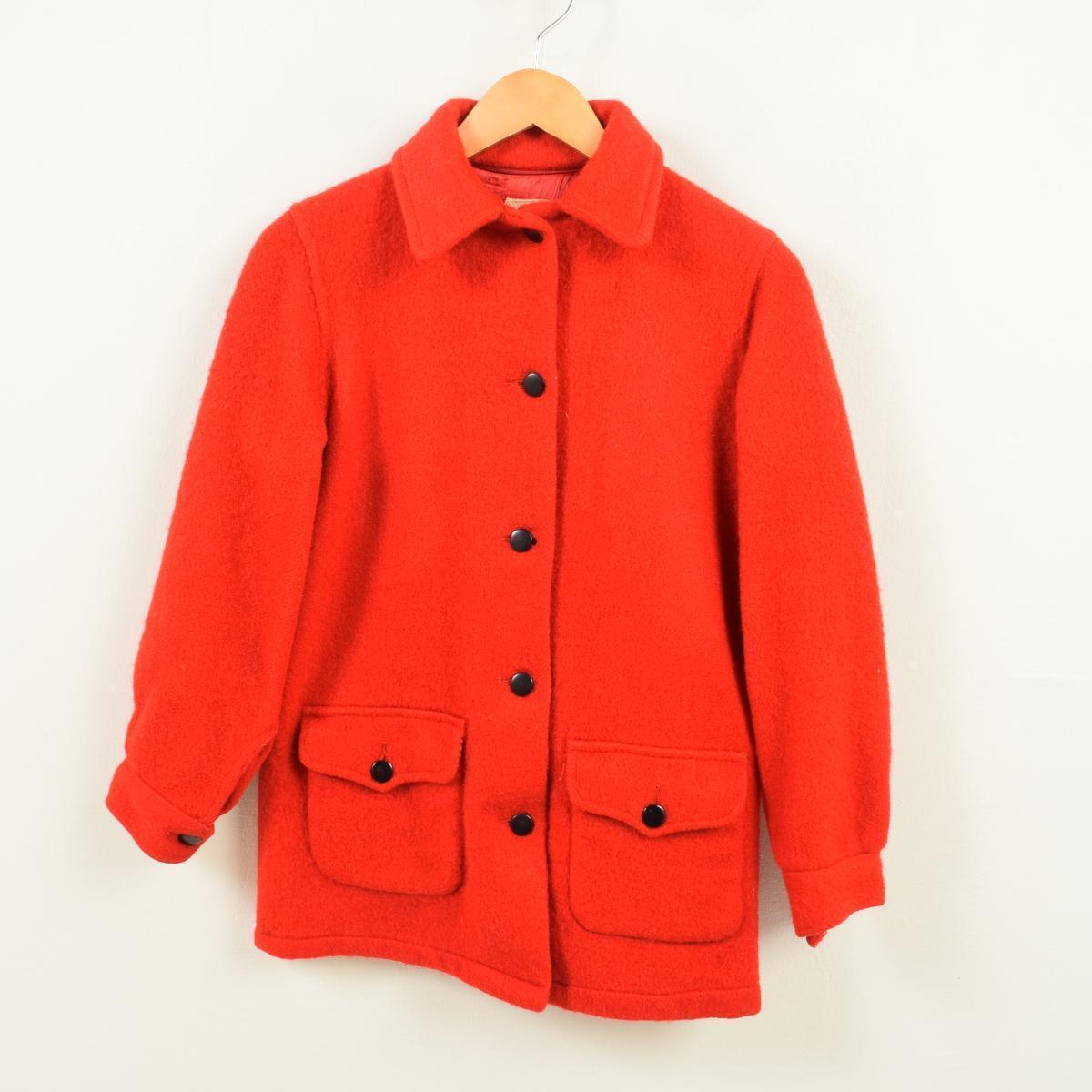 HUDSON'S BAY ウールジャケット レディースXS ヴィンテージ /waw7488 【中古】 【181123】