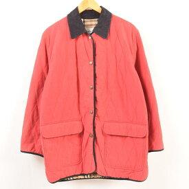 バーバリー Burberry's キルティングジャケット レディースL /waw9771 【中古】 【181228】【PD191018】【GS1911】