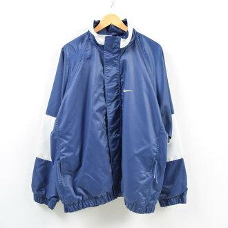 5709404b2f VINTAGE CLOTHING JAM  Nike NIKE windbreaker men XXL  wbb3397 ...
