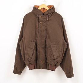 90年代 ノーティカ NAUTICA フード収納型 中綿ジャケット メンズL /wax3822 【中古】 【190124】【TS1911】