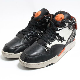 0402a5f04f3 リーボック Reebok PUMP OMNI LITE Keith Haring スニーカー 中国製 US8 メンズ26.0cm  boo8307