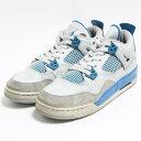 lowest price 3b51d 382c0 Nike NIKE AIR JORDAN 4 RETRO sneakers US7Y Lady s 25.0cm  boo7780