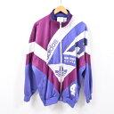 80~90年代 アディダス adidas KGM SPORT ZELTWEG ナンバリング フロッキープリント デカロゴ ビッグロゴ ジャージ トラックジャケット …