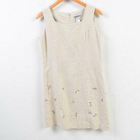 bagatelle 刺繍 ジャンパースカート レディースS /wbd6294 【中古】 【190521】