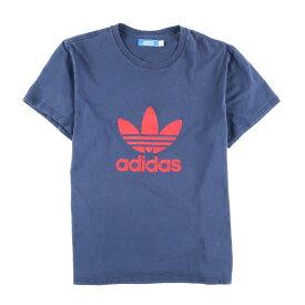 アディダス adidas ORIGINALS オリジナルス ロゴTシャツ メンズXL /wbe3619 【中古】 【190531】