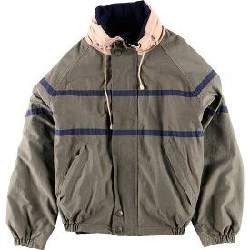 90年代 ノーティカ NAUTICA リバーシブル セーリングジャケット メンズXL /wbg7703 【中古】 【190719】