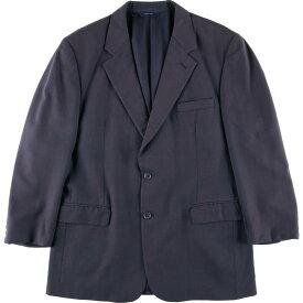 ブルックスブラザーズ Brooks Brothers ウールテーラードジャケット イタリア製 メンズL /wbg7754 【中古】 【190720】