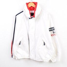 90年代 ノーティカ NAUTICA セーリングジャケット メンズL /wbg5079 【中古】 【190805】