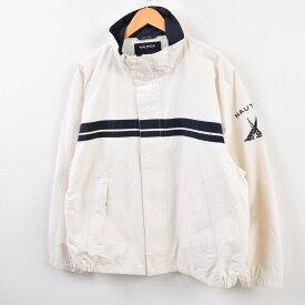 ノーティカ NAUTICA セーリングジャケット メンズXL /wbg7170 【中古】 【190810】