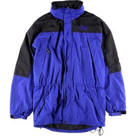90年代 ザノースフェイス THE NORTH FACE Hydrenaline フード収納型 マウンテンジャケット メンズXXL /wbh7892 【中古】 【190921】【PD191219】【ws2001】【CS2001】【【SS2003】】