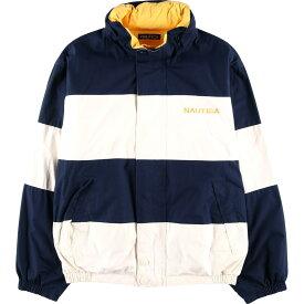 90年代 ノーティカ NAUTICA セーリングジャケット メンズXL /wbh6475 【中古】 【191018】