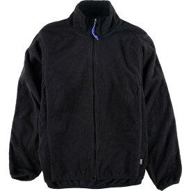 パタゴニア Patagonia フリースジャケット USA製 レディースL /wbj9350 【中古】 【191111】