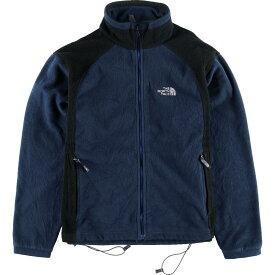 90年代 ザノースフェイス THE NORTH FACE フリースジャケット メンズL /wbi8905 【中古】 【191206】