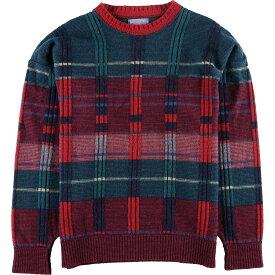 70〜80s PENDLETON ウールニットセーター