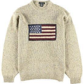 COTTON TRADERSウールニットセーター