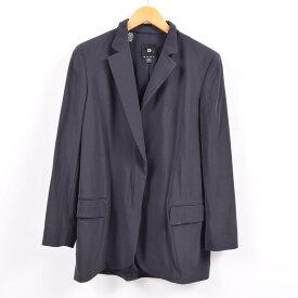 ダナキャランニューヨーク DKNY テーラードジャケット イタリア製 レディースM /wca000432 【中古】 【200112】