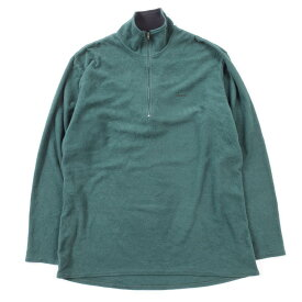 パタゴニア Patagonia CAPILENE キャプリーン ハーフジップフリースアンダーシャツ USA製 メンズL /wca001651 【中古】 【191223】【PD2003】【【SS2006】】