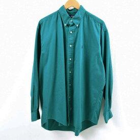 ラルフローレン Ralph Lauren 長袖 ボタンダウンシャツ メンズXL /wca003008 【中古】 【200111】【PD2003】【SS2007】【CS2007】【SS2009】