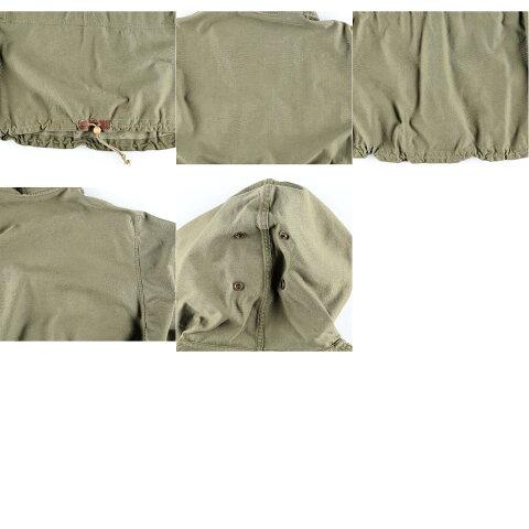 40年代米軍実品U.S.ARMYM-43フィールドパーカーモッズコートUSA製メンズXLヴィンテージ/wbj4492【中古】【200112】