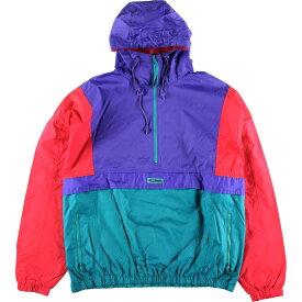 90年代 コロンビア Columbia アノラックパーカー メンズXL ヴィンテージ /eaa014618 【中古】 【200314】