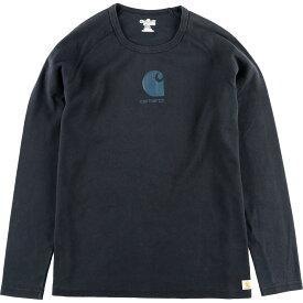 カーハート Carhartt ロングTシャツ ロンT レディースXXL /eaa015474 【中古】 【200315】
