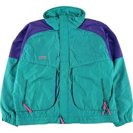 90年代 コロンビア Columbia Powder Keg マウンテンジャケット メンズXL ヴィンテージ /eaa014930 【中古】 【200322】