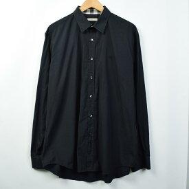 バーバリー Burberry's 長袖 コットンシャツ メンズL /eaa033867 【中古】 【200523】
