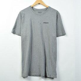 16年製 パタゴニア Patagonia ロゴTシャツ メンズL /eaa033295 【中古】 【200529】